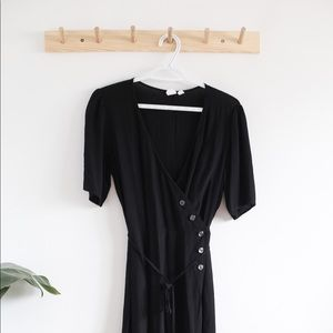 Gap wrap dress
